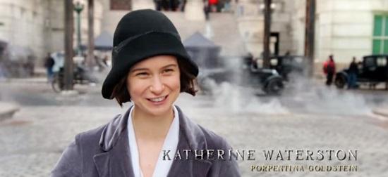 Katherine Waterston-Animali fantastici e dove trovarli