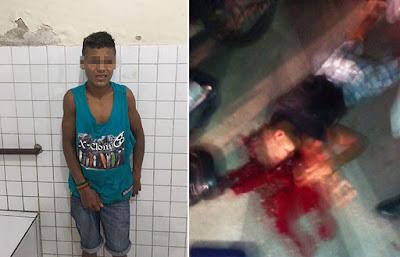 Menor infrator é executado a tiros em Chapadinha (MA)
