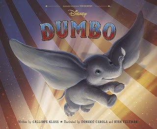 Dumbo Live Action Picture Book