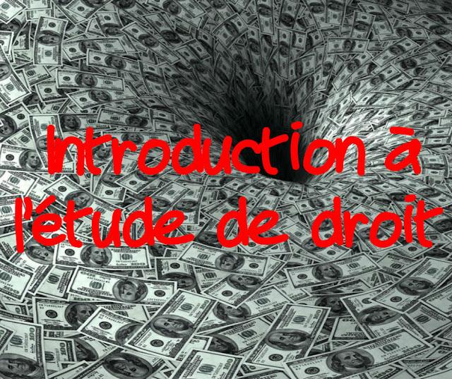 Cours d'Introduction au Droit PDF