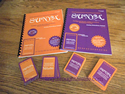 Sunya Publishing ~ Math Game!  Review at Circling Through This Life