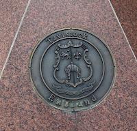 Tavistock Wappen