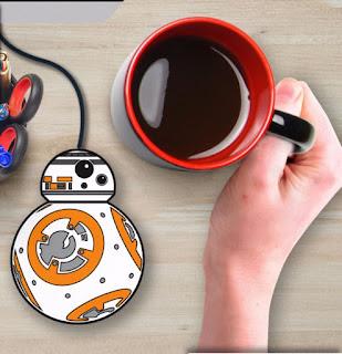 BB-8 UBS para café