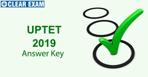UPTET 2019 Provisional Answer Key