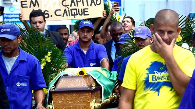 Brazil football legend Carlos Alberto laid to rest in Rio De Janeiro