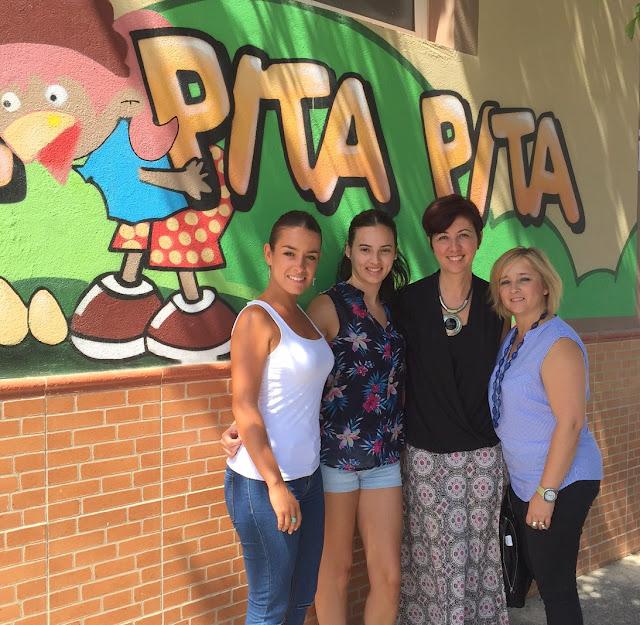 Iniciamos Septiembre a tope, con la primera reunión de coordinación del Equipo Educativo y Directivo de Escuela de Educación Infantil Pita Pita