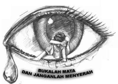 Cobaan? Bukalah Mata dan Jangan Menyerah