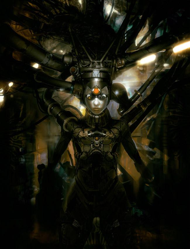 Sundragon83 aka Alex Figini - Ghost in the Shell