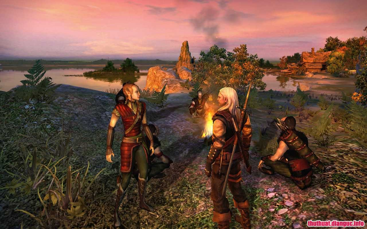 Tải game The Witcher: Enhanced Edition miễn phí