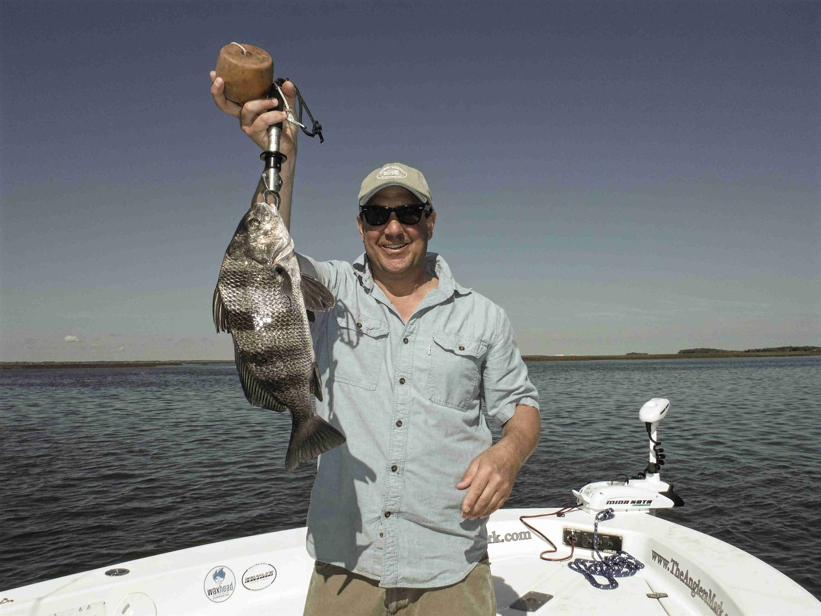 Amelia island fishing reports everybody 39 s a winner for Charlie s fishing report