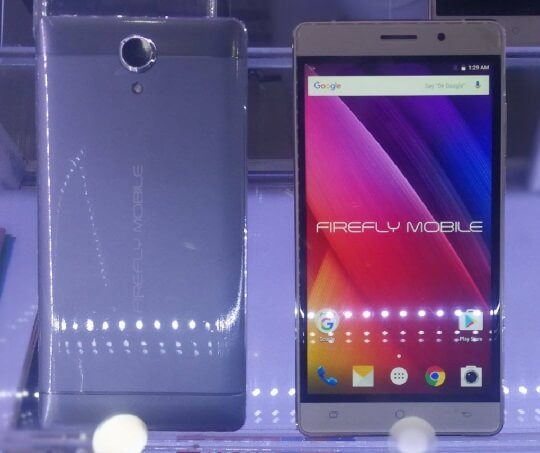 Firefly Mobile Intense XL Silently Launched; 6-inch Android Marshmallow for Php3,899