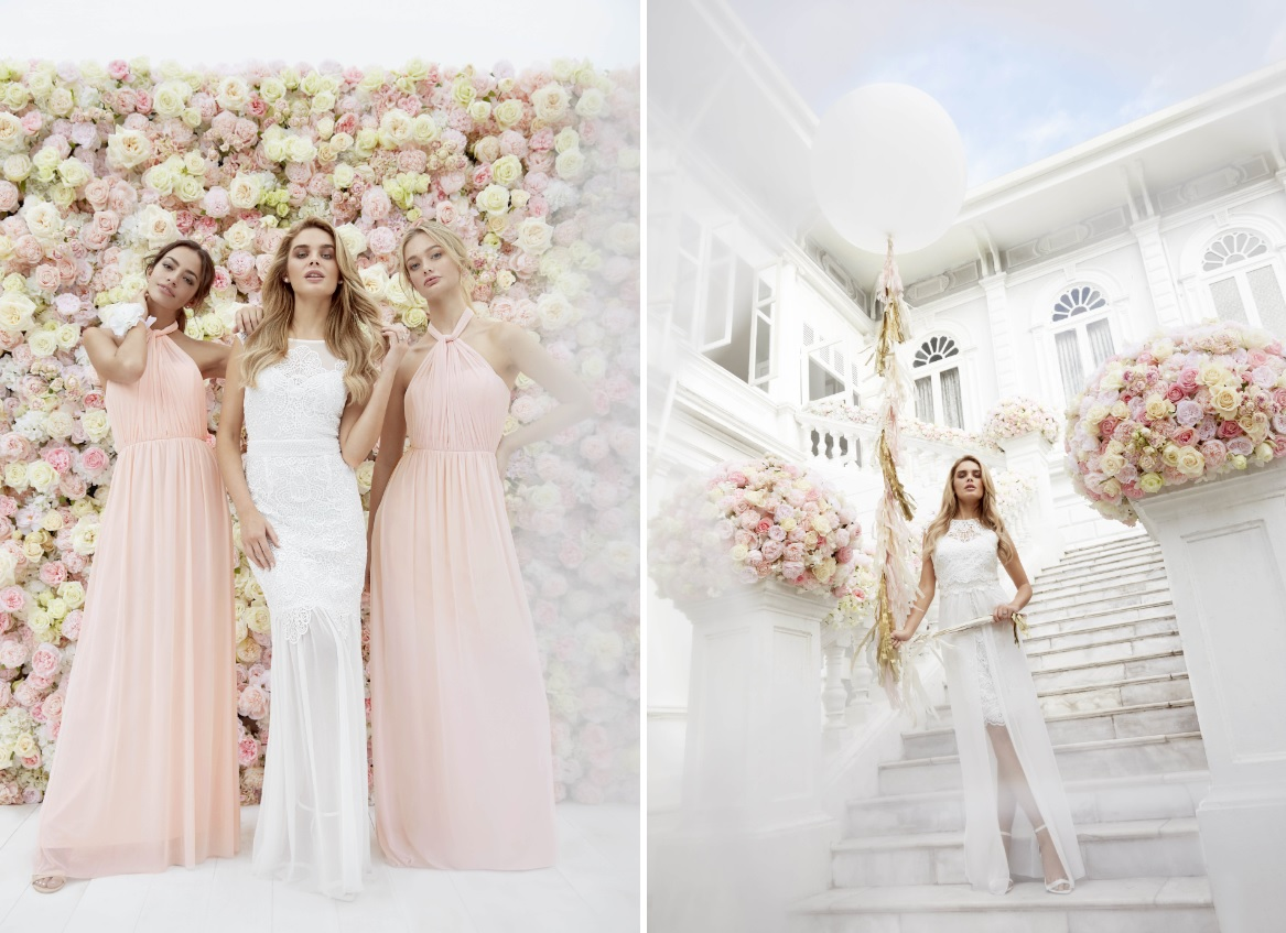 Lipsy bridal the debut collection for your squad of maids discover gorgeous bridesmaid gowns in an array of plush summer hues and styles i love their multi way numbers cool midis and that ombrellifo Gallery