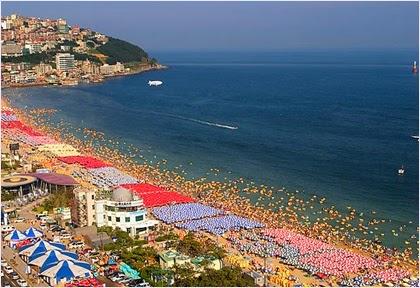หาดแฮอึนแด (Haeundae Beach) @ www.saabworld.net