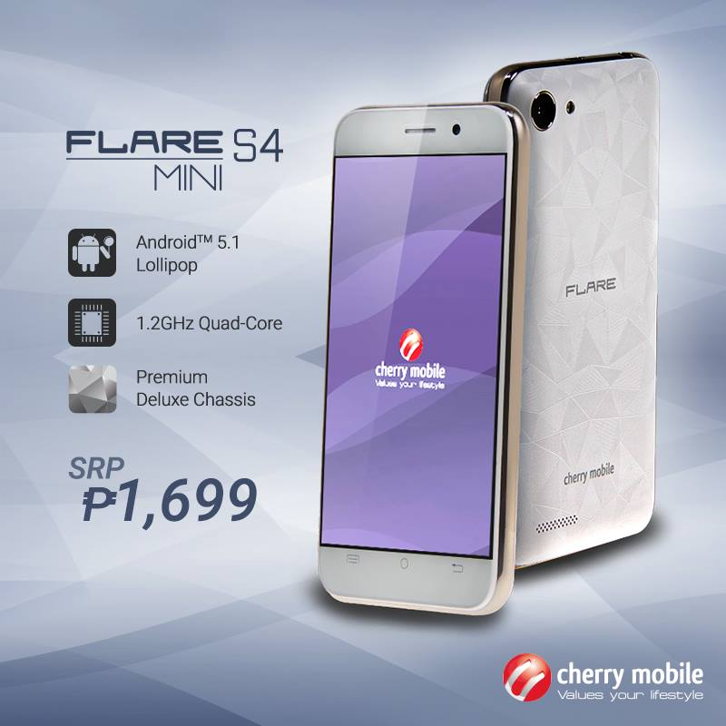 Cherry Mobile Flare S4