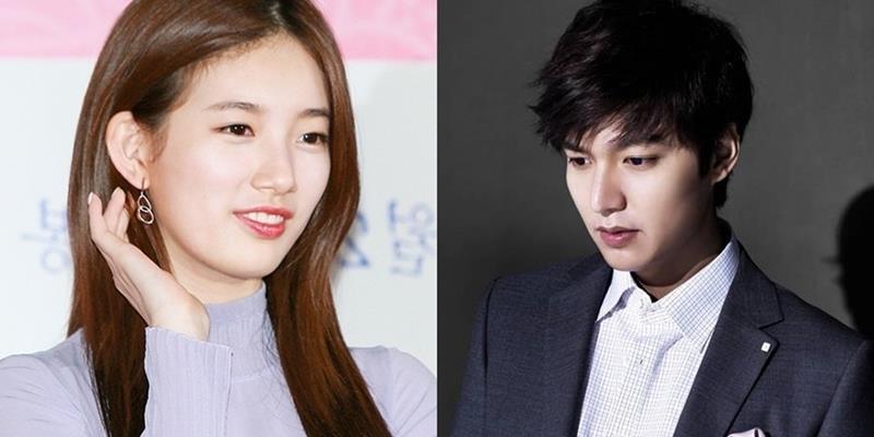 Suzy ngập ngừng khi bị hỏi về chuyện hẹn hò với Lee Min Ho