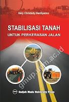Stabilisasi Tanah Untuk Perkerasan Jalan Raya