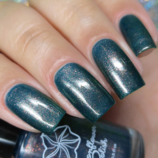 Moon Flower Polish - A Million Thoughts
