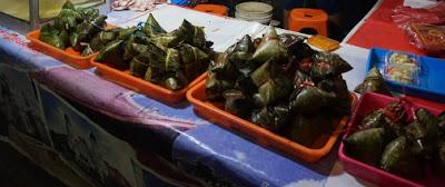 Kuliner Semarang di pasar Semawis