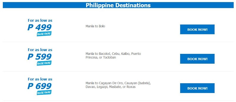 400+ php Domestic and International Flights Fare
