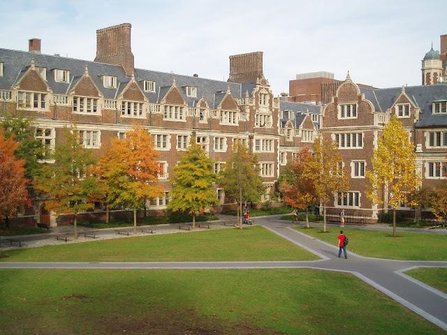 Trường Wharton thuộc Đại học Pennsylvania