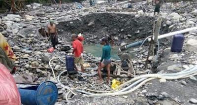 DPO, pemodal tambang ilegal di Tambrauw ternyata WNA