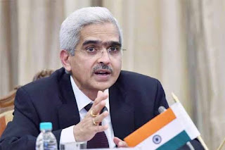 Shaktikanta Das: 25th Governor of RBI
