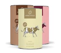 HerbaVitalis Diätshakes Schokolade, Vanille, Erdbeer-Joghurt bei Amazon bestellen