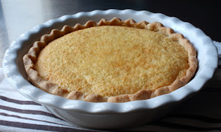 IMG 4962 - Southern-Style Buttermilk Pie