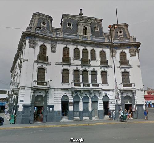 Escuela ALMA MATER - Lima Cercado (I)