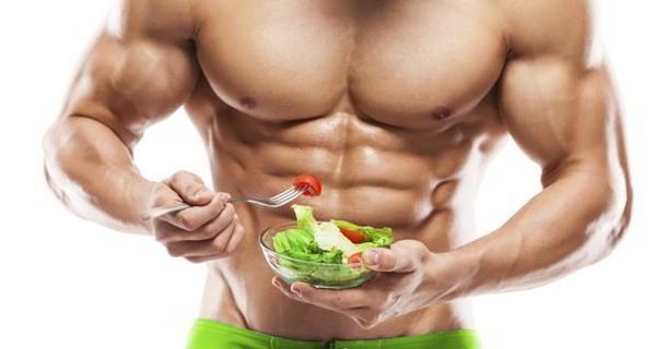 Dieta para Hipertrofia Masculina