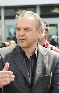 Le maire Rémy Pagany