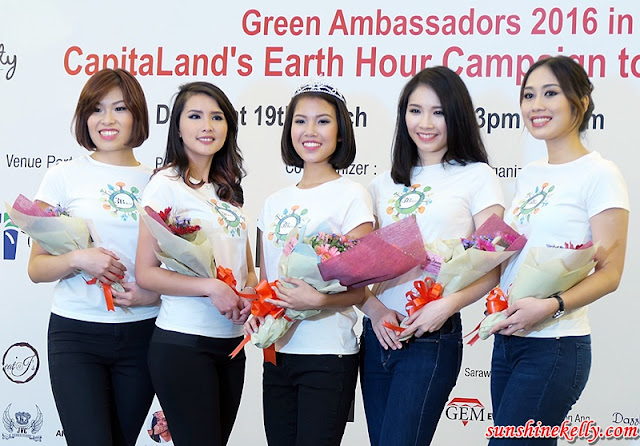 Green Ambassadors 2016, Tropicana City Mall, miss malaysia kebaya, miss kebaya, earth hour 2016, change climate change, beauty pageant