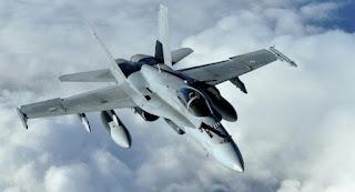 Pesawat Tempur Serbaguna F/A-18 Hornet