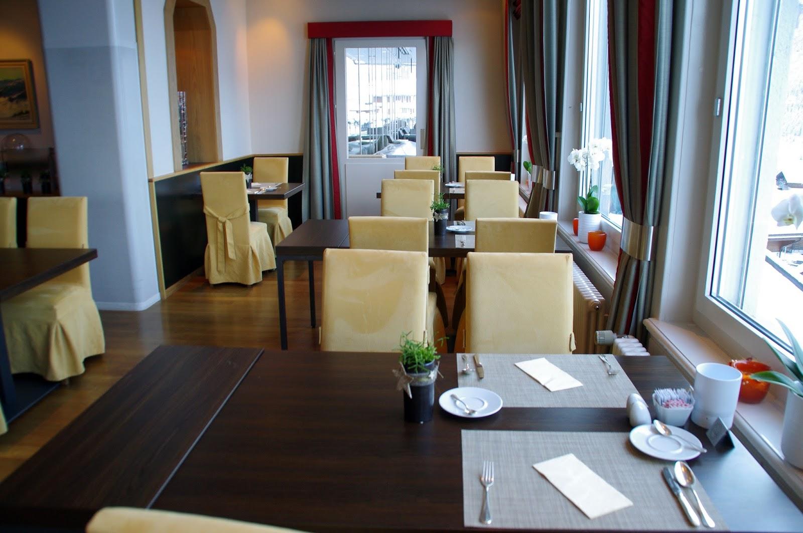 Hotel Belvedere Grindelwald Restaurant
