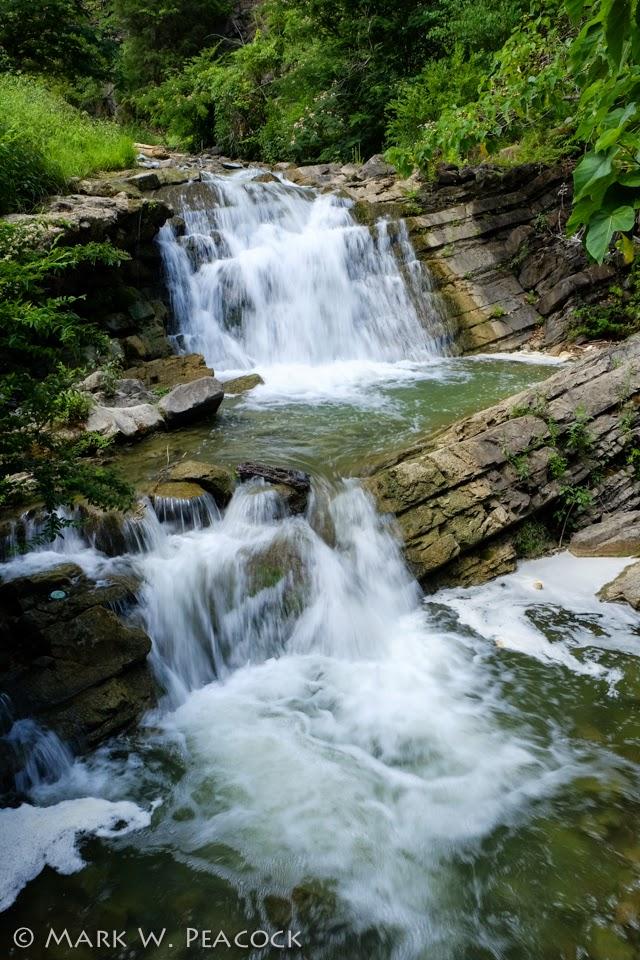 Appalachian Treks Steele Creek Park Falls