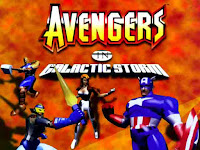 Avengers in Galactic Storm