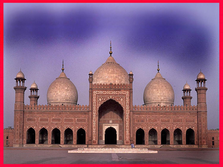 Mosque: Spreebird: Badshahi Mosque(Lahore- Pakistan