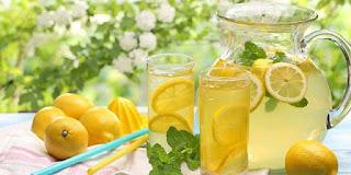 limonata, ev yapımı limonata tarifi, KahveKafeNet