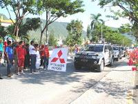 Mitsubishi Pajero Owners Luwuk Banggai Touring Perdana