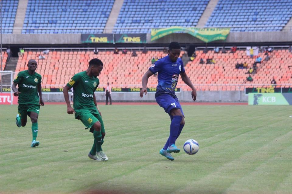 Yanga imekwepa rekodi hii baadaa ya leo kupata ushindi dhidi ya Mbao FC