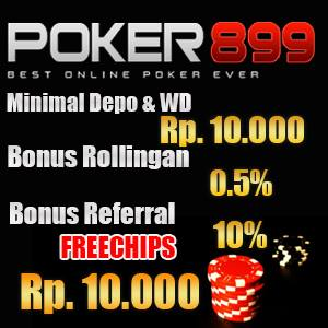 Freebet Terbaru - Poker889.CoM Freebet 10.000