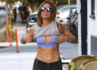 Top 10 Feminine Celebs Who are receiving Ripped and Muscular!