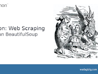 Python: Web Scraping Dengan Beautifulsoup - Part 2