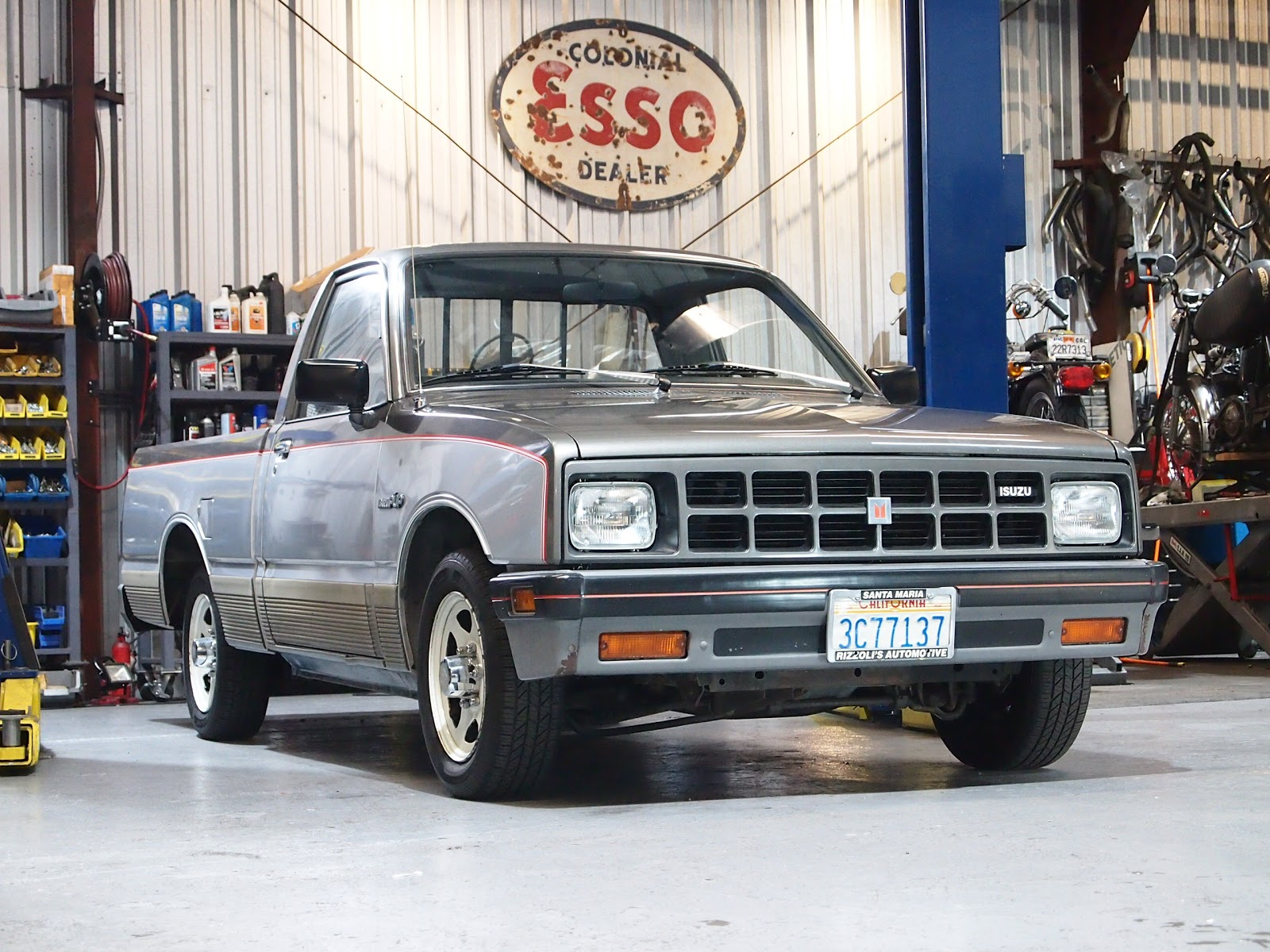 hight resolution of 1985 isuzu pup