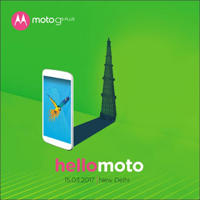 Motorola to launch Moto G5 Plus in India on 15th March