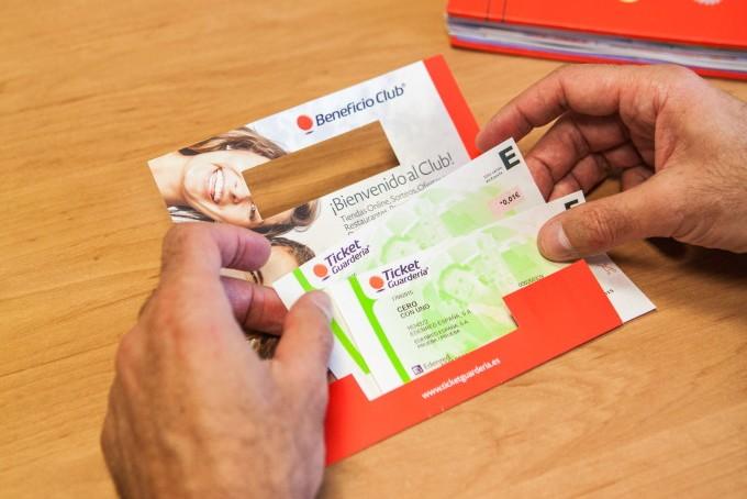 ahorra con ticket guardería