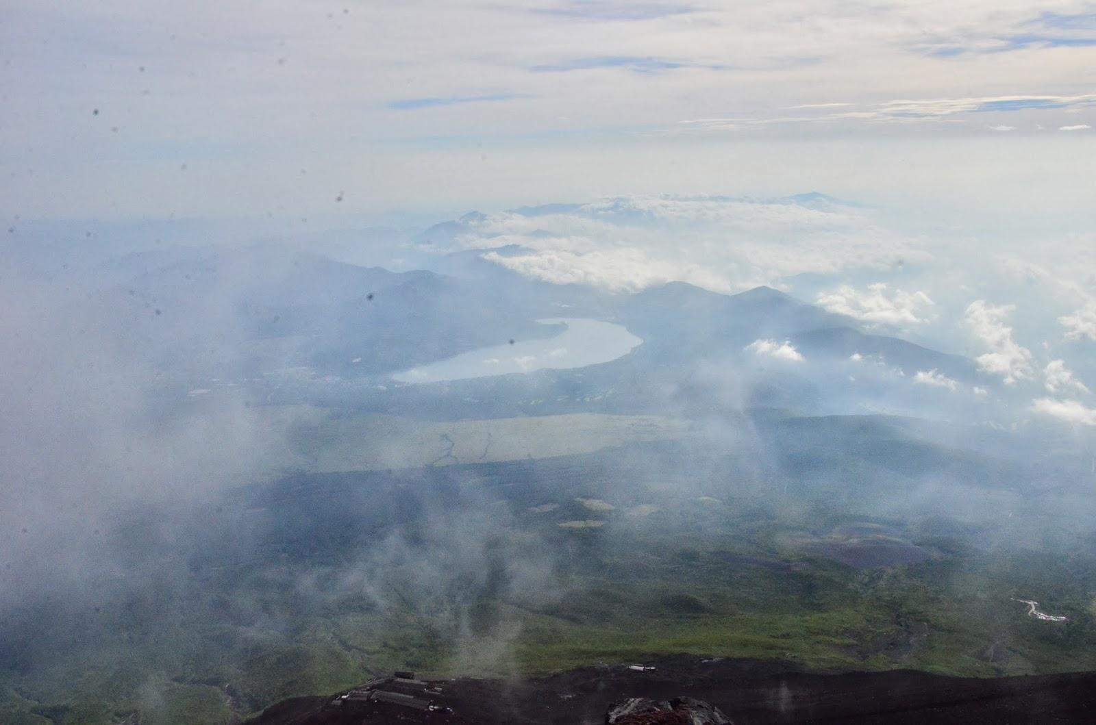 季候鳥酒吧: Aug30 富士山 Mt.Fuji (下)