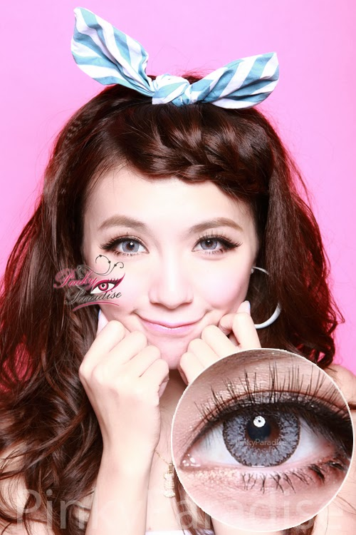 EOS Fairy Grey Circle Lenses (Colored Contacts)