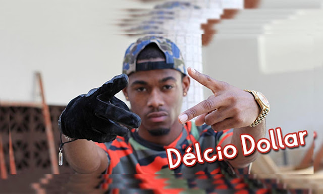 Délcio Dóllar - Agora Aguenta (Rap) [Download Mp3]