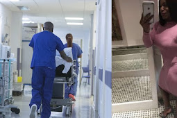 Young Man Lands In Hospital After Sleeping With A 'Muscular Lady' From A Blind Date (Photos)